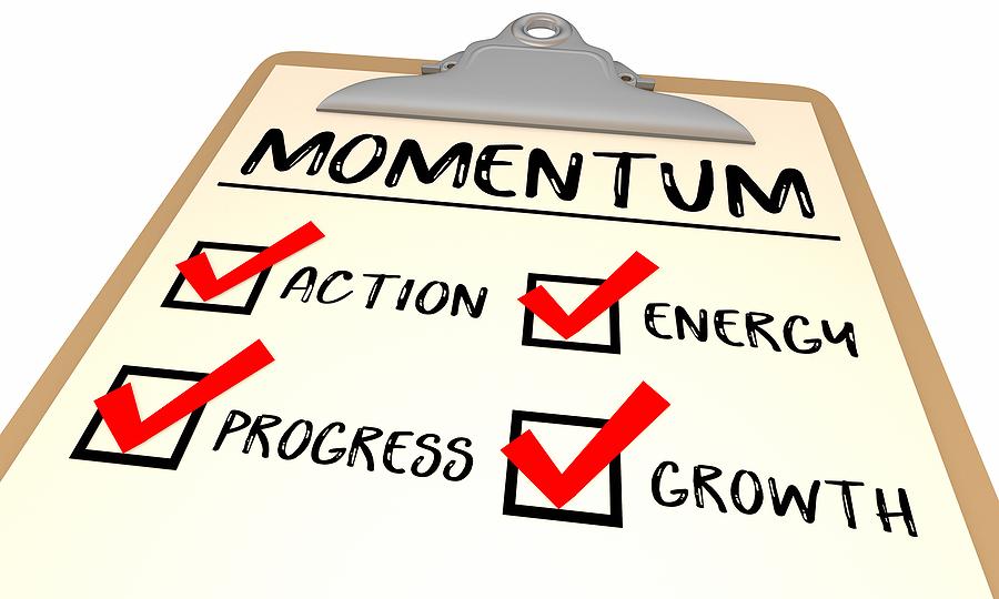 How to create and keep momentum